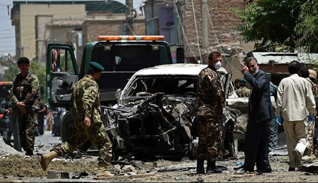 Bomb Explosion Kills 8 in Northeast Afghanistan: Officials