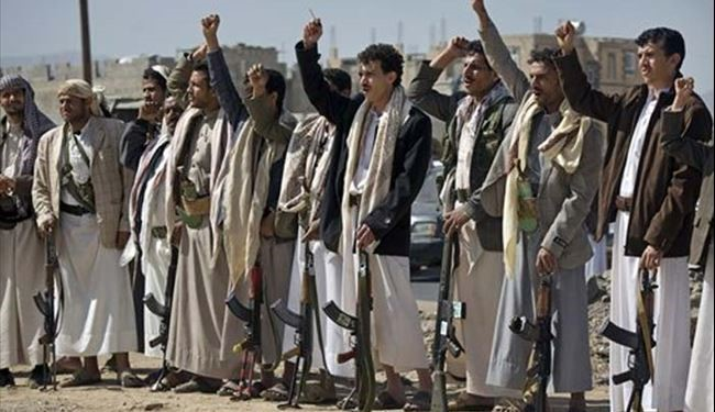 Houthis Advance in Lahij Province Southwest Yemen
