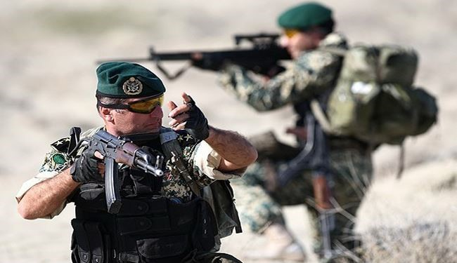 IRGC Forces Kill Five Terrorists in Northwest Iran