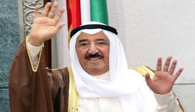 Emir of Kuwait Congratulates Fallujah Liberation