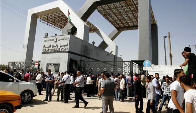 Egypt Rafah Border Crossing with Gaza Opened for 4 Days by Cairo