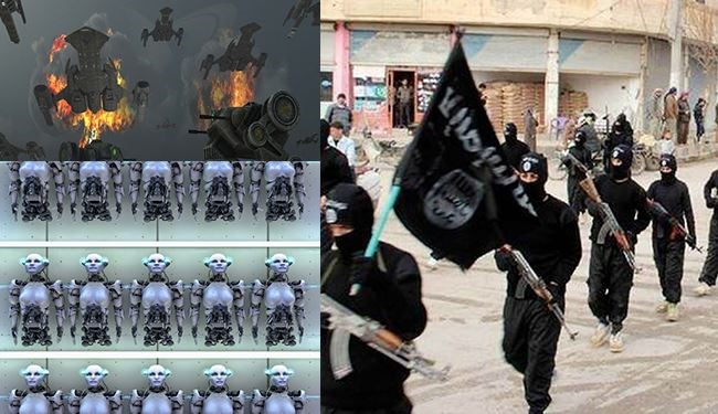 ISIS Terrorists May Get Hold of Robotic Army: UN Chilling Report Warns
