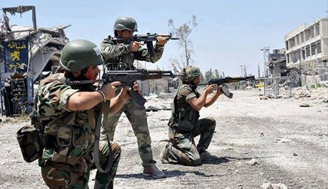 Syrian Army Kills 33 Militants of Al-Tahrir Army Terrorists, Injures 120 Others in Lattakia, Aleppo