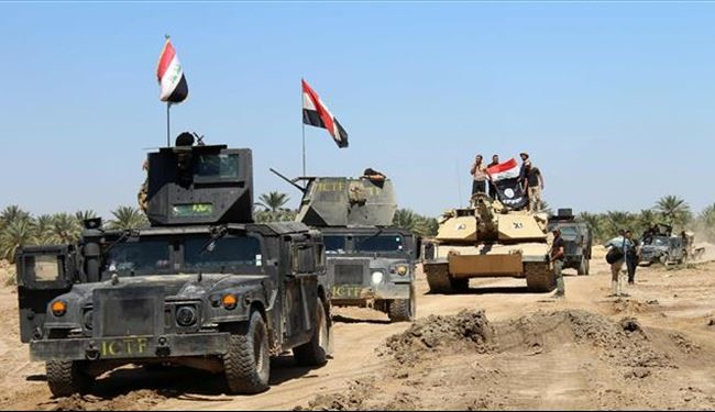 Iraqi Army Forces Liberate, Establish Control over 3 Strategic Villages near Mosul City