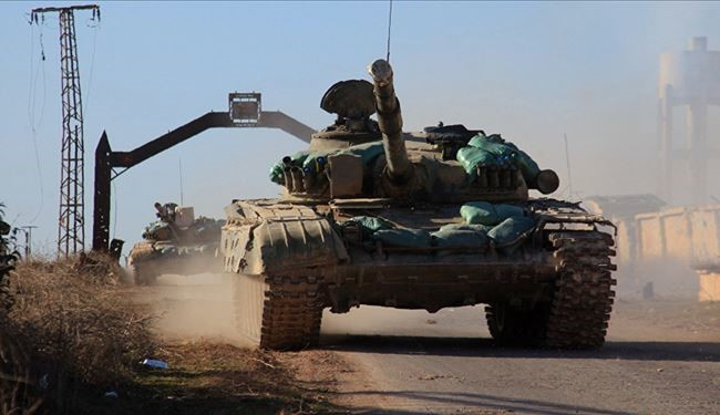 Syrian Forces Cut Strategic Militants' Supply Route in North of Aleppo