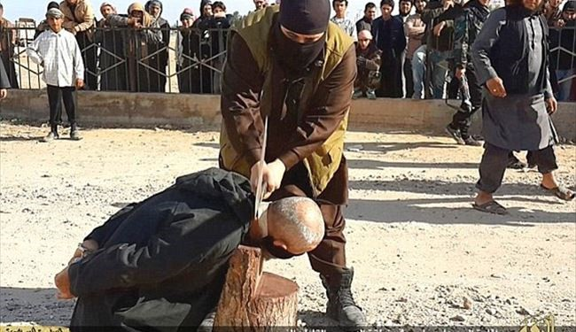 ISIS Executes 15 People SW of Kirkuk Including 8 of Its Member for Treason