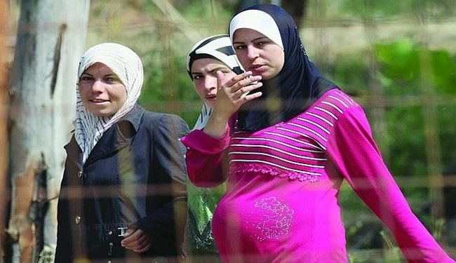 Pregnant Women Come Back to Jordan from Jihad Al-Nikah