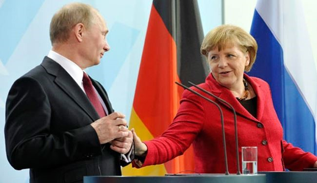 Germany Calls for Dialog with Russia, also Urges 'Deterrence'