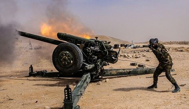 Syrian Army Smashes Al-Nusra Terrorists in Quneitra