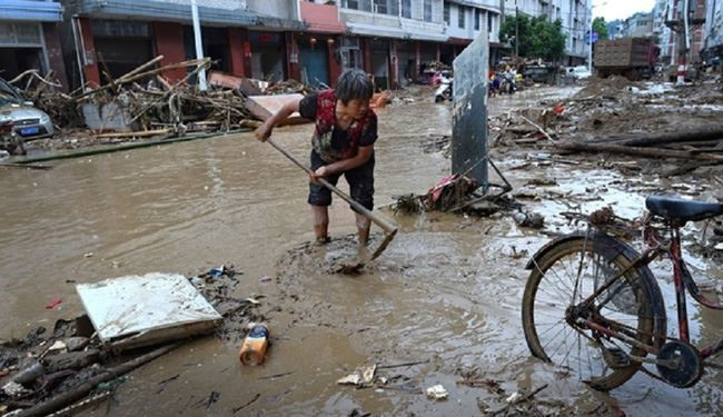 70 Civilians Killed in Tropical Storm in China's Fujian Province
