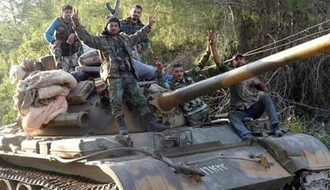 Terrorists Pull Out From More Positions in Northern Aleppo