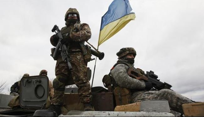 Three Ukrainian Soldiers Killed in Fresh Clashes
