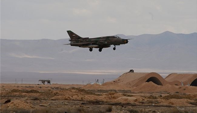 Syrian Fighter Jets Target Terrorists at Aleppo-Idlib Border