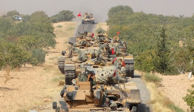 Turkish Army Sends More Tanks to Northern Syria