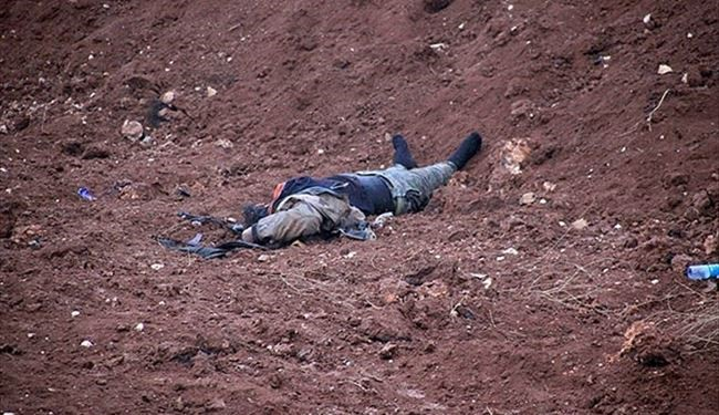 Syrian Army Kills Top Terrorist Commander in Daraa Province
