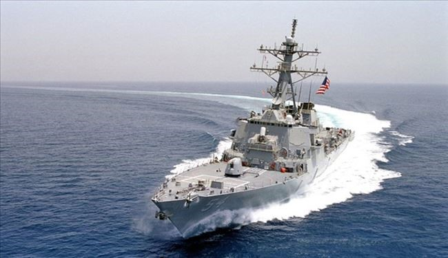American Warship Changes Its Course as Iran's Speed Boat Nears It: Pentagon