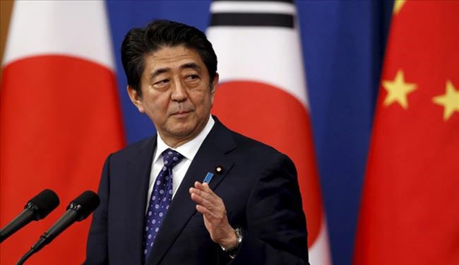 Japan 'Seriously Concerned' about China Claims in South China Sea: Japan PM
