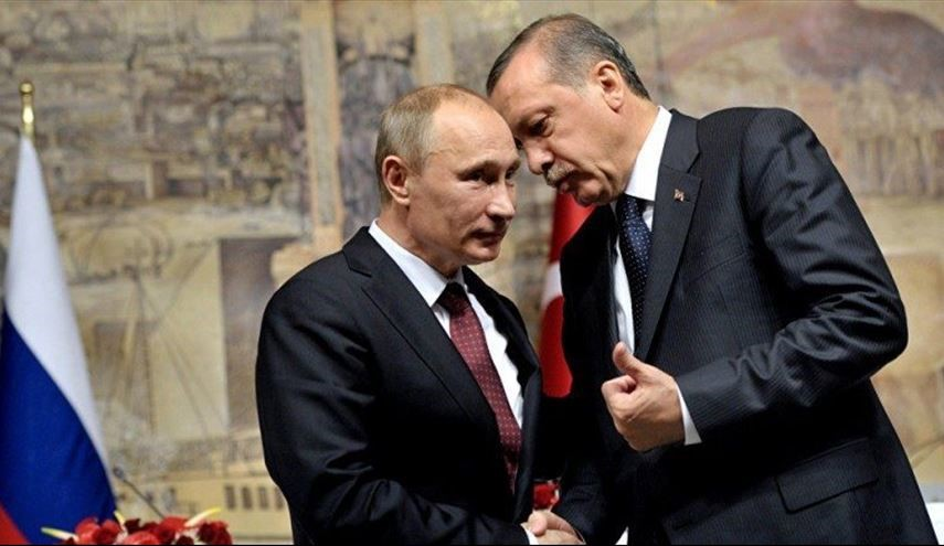 Putin, Erdogan Agree to Establish Ceasefire in Syria's Aleppo City