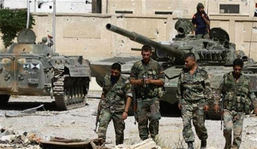 Syrian Army, Popular Forces Establish Control over Lattakia-Idlib Highway