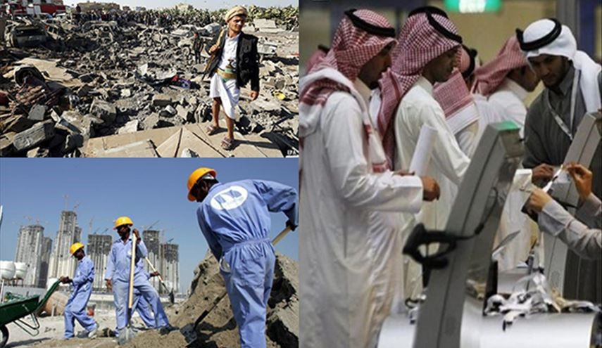 Saudi Arabia Unable to Pay its Workers – Yet Continues to Fund  War in Yemen