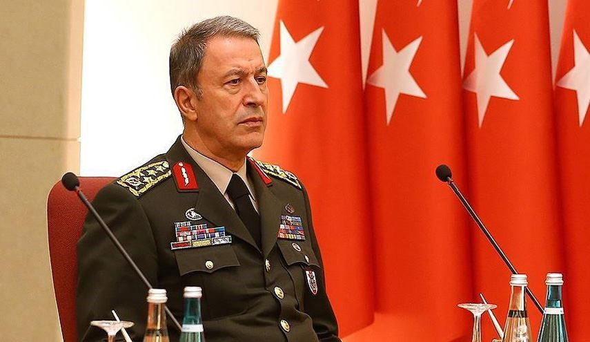 Turkey's Military Operations in Syria against ISIS, Kurds Will Continue: Army Chief