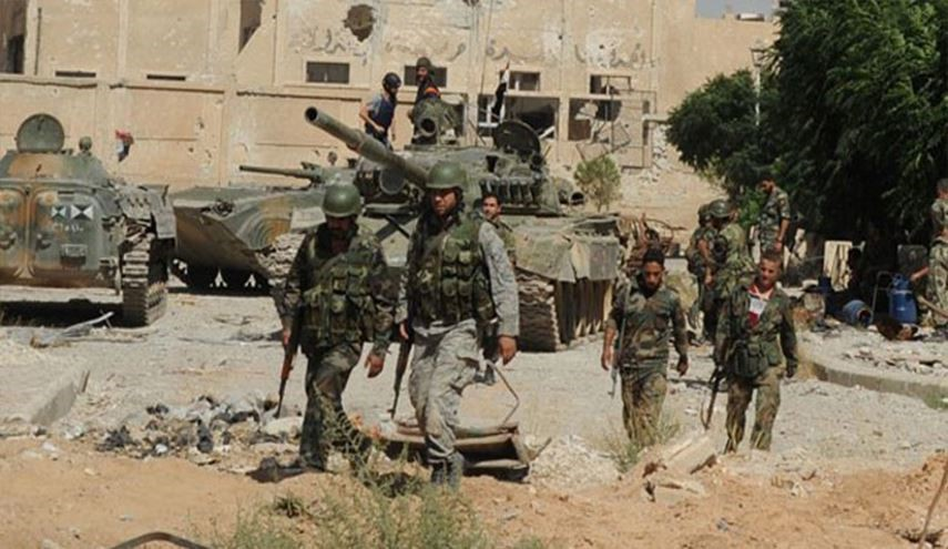 Syrian Army & Air Force Demolish Terrorists' Military Positions in Hama