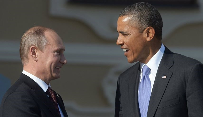 Obama Compares Putin to Saddam Hussein!