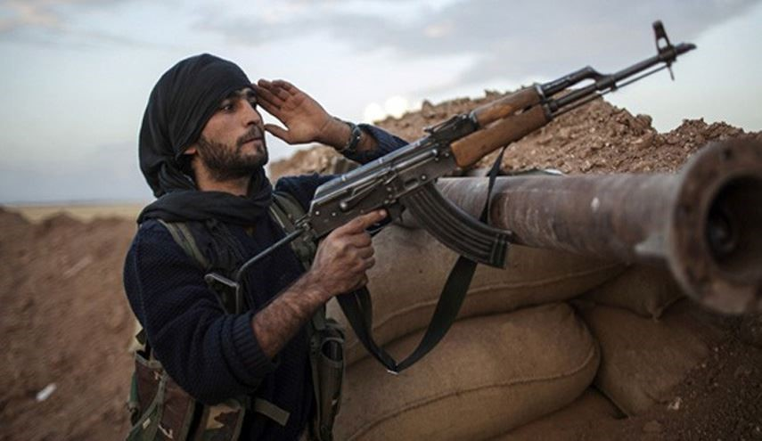 Kurdish Fighters Impose Heavy Losses on ISIL Terrorists in Syria's Hasaka
