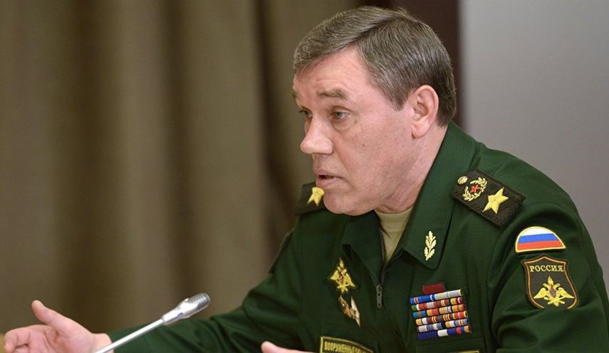 Russian Top Army General in Turkey to Discuss Syria