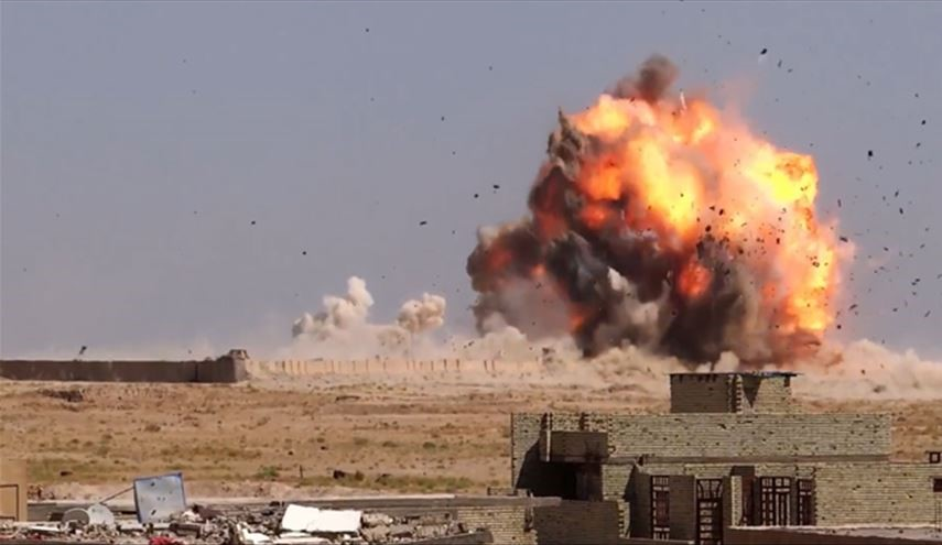 Massive Explosion Kills Nine Militants in ISIS Explosives Factory in Iraq