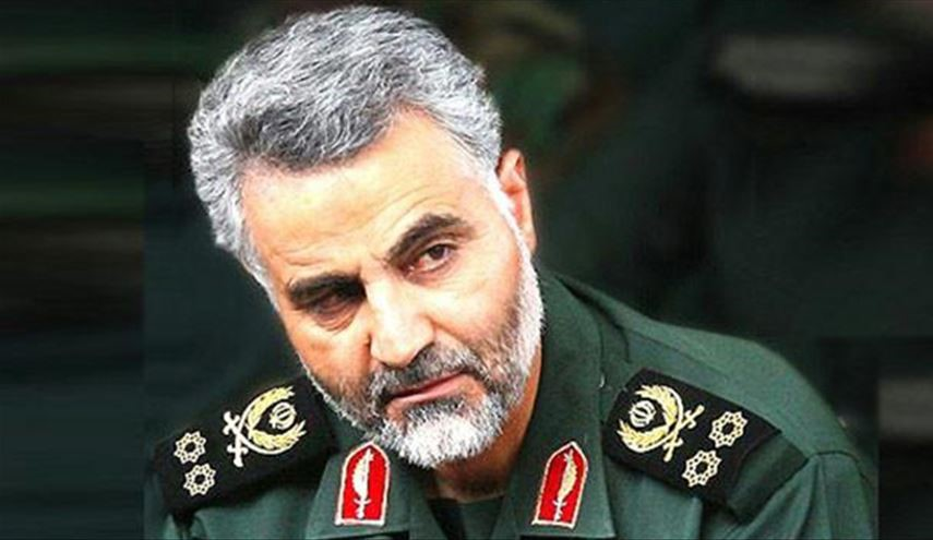 """I will Keep Serving Islamic Republic, Iranian Nation as Soldier until Die"": General Soleimani"