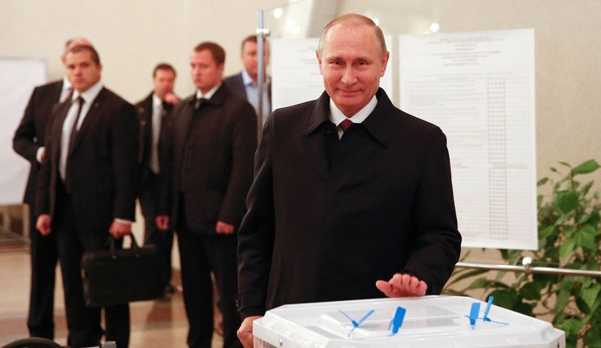 Putin Crushing Win in Russian Duma, Made Possible Putin 4th Presidency
