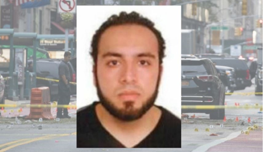 New York Police Release 28-Year-Old Man Photo in Connection with Bombing
