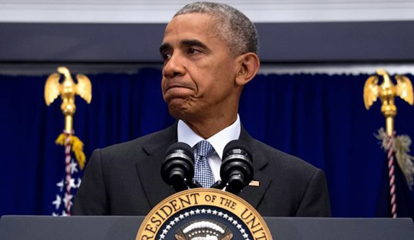 URGENT: Obama Warns Americans Must Not 'Succumb to Fear'