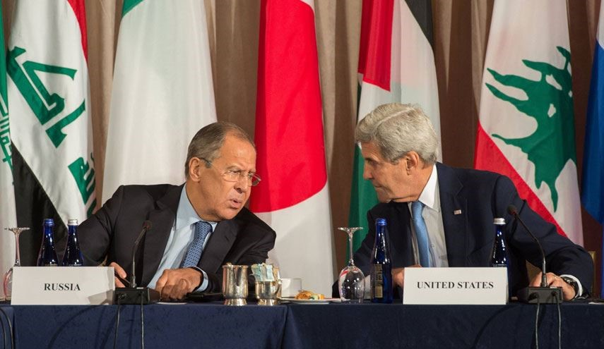 "Kerry Says ""Little Bit of Progress"" with Lavrov on Syria"