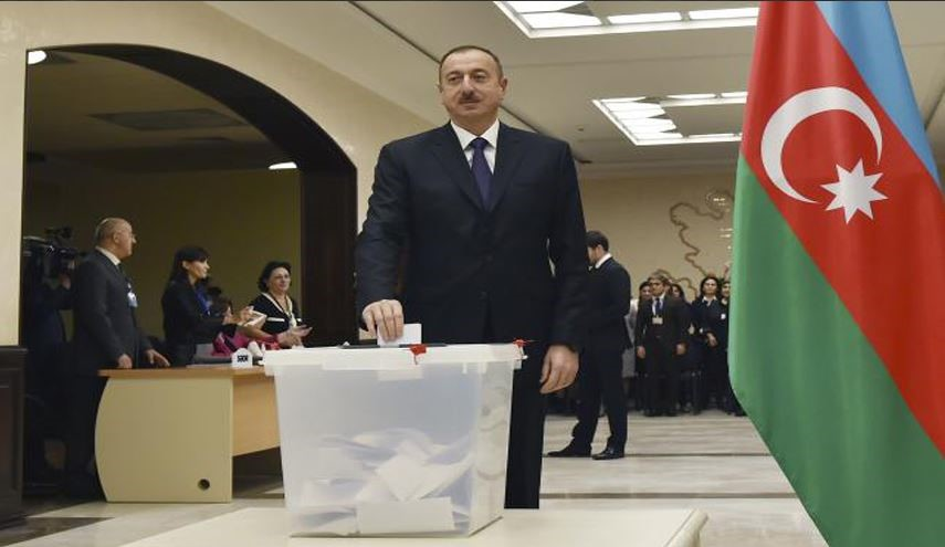 Azerbaijan Votes on Presidential Term Extension