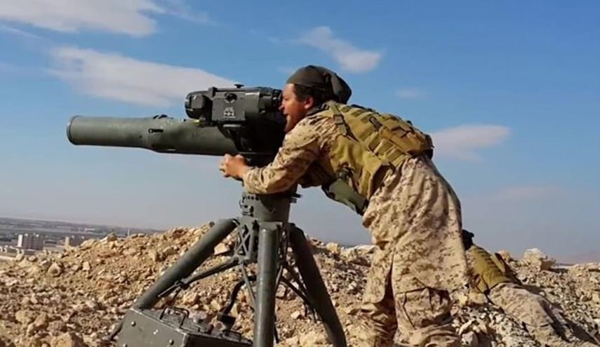Fatah Al Sham Front Commander Admits US Gives TOW Missiles to Terrorists