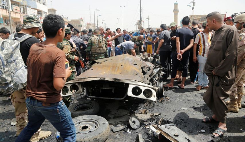 19 Killed, 61 Wounded in 4 Bomb Explosions in Iraq's Baghdad