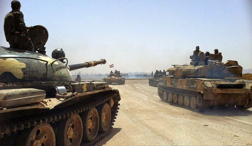 Syrian Army Targets Militants' Positions in Aleppo, Daraa, Hama, Idleb, Homs