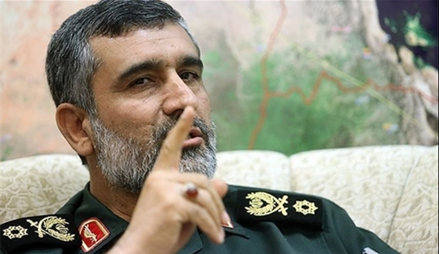 Iran Missiles Have Enough Range to Reach Israel: IRGC Senior Commander
