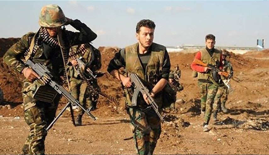 Syrian Army Engages in Fierce Clashes with Terrorists in Northern Homs