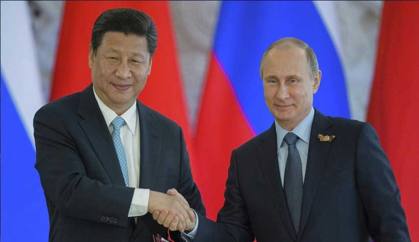 China Supports Russian Position on Syria & Afghanistan