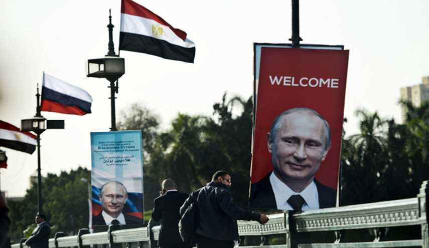 Egypt in Talks to Allow Russia Use Military Bases across Country