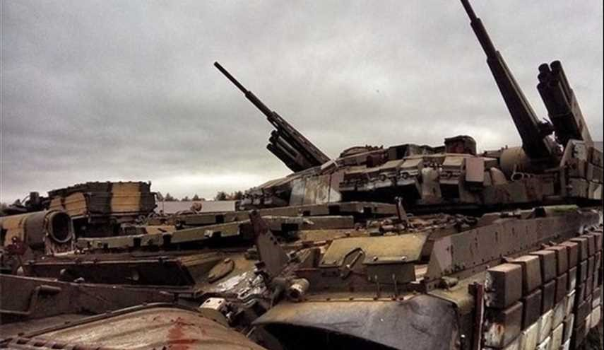 REMARKABLE PHOTOS: World Largest Armored Vehicles Collection