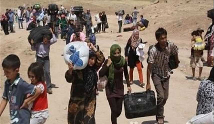 ISIS Entering Kirkuk Among Displaced People Arriving in City by Thousands