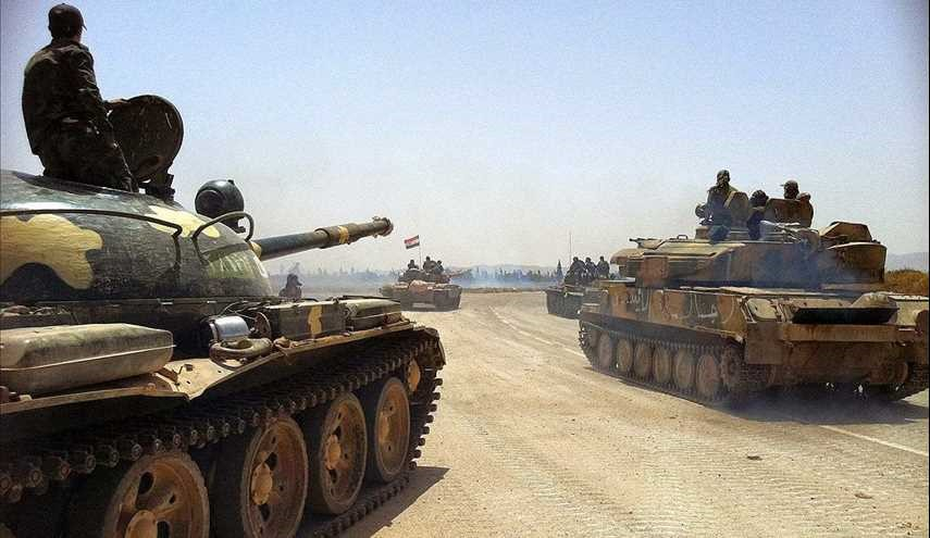 Syrian Army Conducted 20 Airstrikes, Foiled ISIS Assault on Deir Ezzor Military Airport