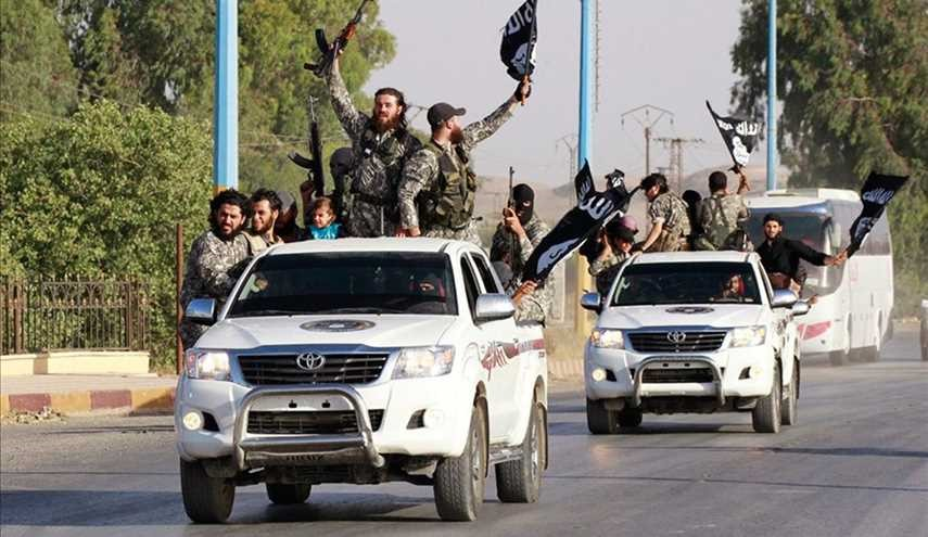 Thousands of Toyota Pickups Received by ISIS from Regional Arab States