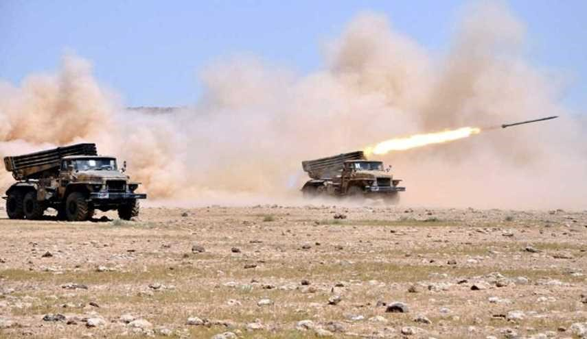 Syrian Army Missile Units Destroy Terrorists' Main Base in Northern Quneitra