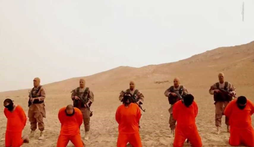 ISIS since Declaring Caliphate Executed 2450 people in Syria in 28 Month