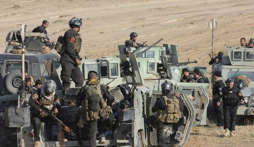 60 Villages Liberated from ISIS by Iraqi Army Troops in Mosul Operation
